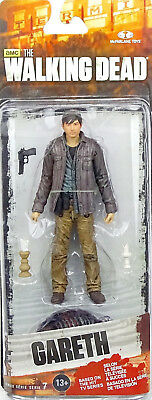 "GARETH 5"" /12cm ACTIONFIGUR THE WALKING DEAD McFARLANE TOYS AMC TV SERIE NEU"