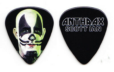 Anthrax Scott Ian Catman KISS Peter Criss Guitar Pick - 2018 Killthrax II Tour