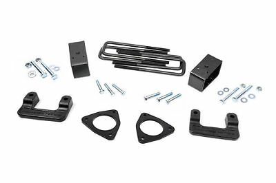 Rough Country 2.5in Leveling Lift Kit for 07-18 Chevy Silverado 1500