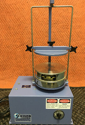 Gilson Company Ss-15 Sieve Shaker With Qty 1 - Test Sieve No.18