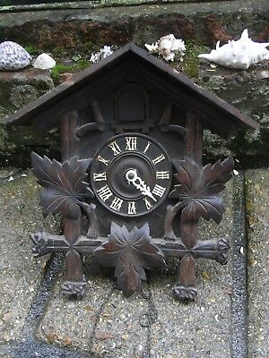 Late 19th / Early 20th Century Cuckoo Clock