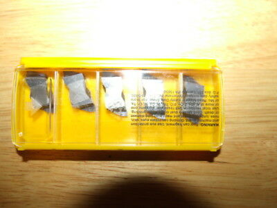 Kennametal Carbide Inserts NG3062RK New Pack of 5
