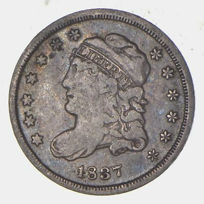 1837 Capped Bust Half Dime - Circulated *5785