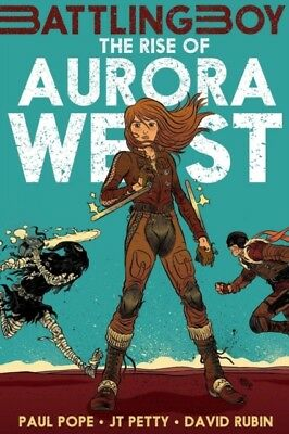 Rise of Aurora West, The (Battling Boy) (Paperback), Pope, Paul, ...
