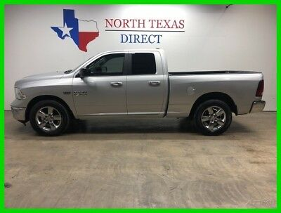 Ram 1500 2014 Big Horn Crew Cab 5.7 V8 Power Seat Bed Liner 2014 2014 Big Horn Crew Cab 5.7 V8 Power Seat Bed Liner Used 5.7L V8 16V