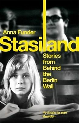 NEW Stasiland By Anna Funder Paperback Free Shipping