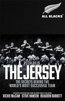 NEW The Jersey By Peter Bills Hardcover Free Shipping