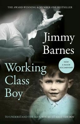 NEW Working Class Boy [Film Tie-in edition] By Jimmy Barnes Paperback