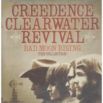 CREEDENCE CLEARWATER REVIVAL Bad Moon Rising CD Europe Epic 1991 18 Track
