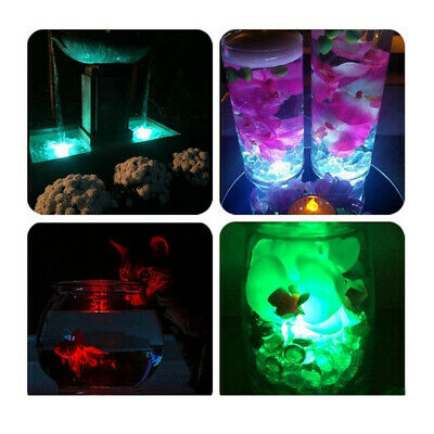 Swimming Pool Lights RGB LED Home Spa Bath Lighting Decors Remote Control