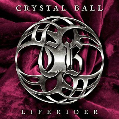 Crystal Ball - Liferider (Ltd.Digipak) CD Massacre NEW
