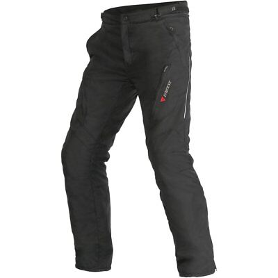 Dainese Tempest D-Dry Textile Black Motorcycle Pant New RRP £179.94!!