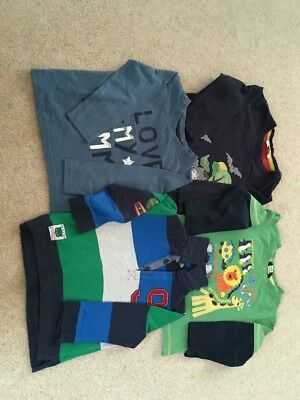 Bundle Of Boys T-shirts 12-18 Months