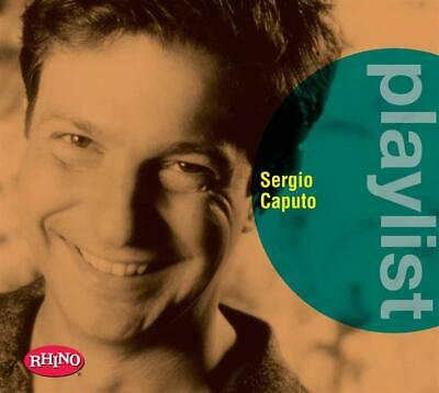 Playlist:Sergio Caputo (1 CD Audio) - Sergio Caputo