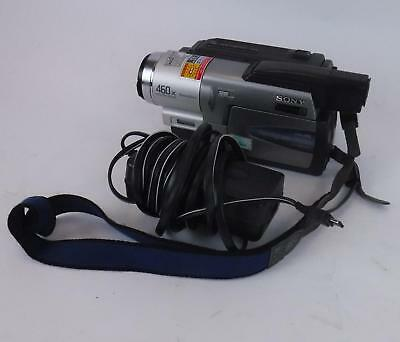 Sony CCD-TRV68 Camcorder Hi8 Video Camera Recorder - TESTED WORKING