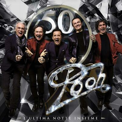 Pooh 50 - L'ultima Notte Insieme (Deluxe Edition) (5 CD Audio) - Pooh