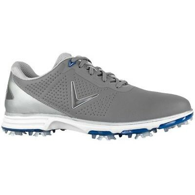 NEW Mens Callaway Coronado Golf Shoes CG100WM Grey   Blue - Choose Your Size ! a404f7ae7b7