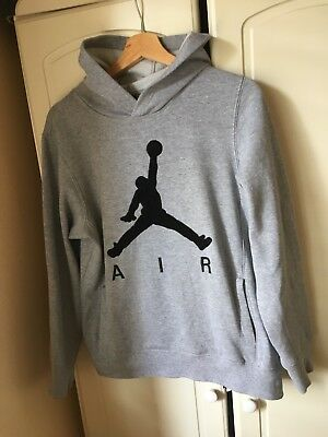 Nice Jordan Boy's Hoodie Size 13-15 Years Old Good Condition
