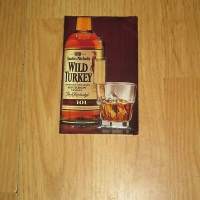 CLASSIC Austin Nichols WILD TURKEY 101 Straight LIGHT SWITCH COVER PLATE