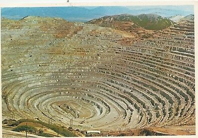 Kennecott.s Bingham Copper Mine, Bingham Canyon, Utah  Circa 1980's