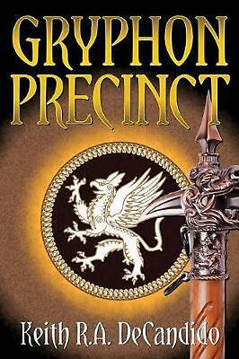 Gryphon Precinct by Keith R.A. DeCandido Paperback Book Free Shipping!