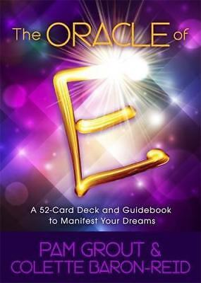 The Oracle of E: A 52-Card Deck and Guidebook to Manifest Your Dreams by Baron-R