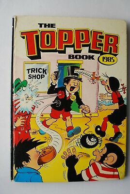 The Topper Annual 1985