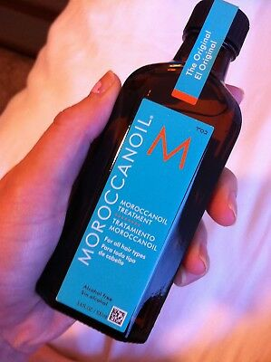 Moroccanoil Hair Treatment Classic Moroccan Oil 3.4 Oz Free Shipping