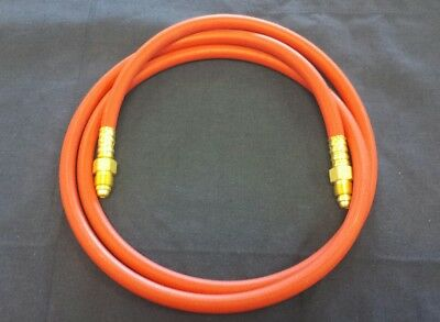 MIG or TIG Welder Shielding Gas Replacement Hose, 6 Feet 200 PSI 1/4 Inside Dia