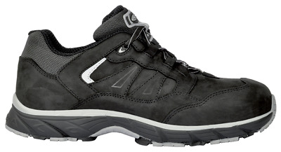 Cofra - NEW GHOST BLACK S3 42 - Chaussures de sécurite Cofra Ghost Black S3 Tail