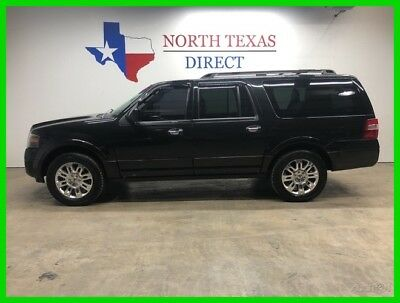 Ford Expedition 2011 EL Limited 4x4 Heated Cooled Leather GPS Navi 2011 2011 EL Limited 4x4 Heated Cooled Leather GPS Navi Used 5.4L V8 24V SUV