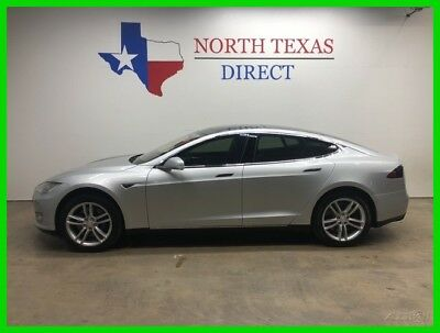 Tesla Model S 2013 S 60 GPS Navi Backup Camera Sunroof Air Suspe 2013 2013 S 60 GPS Navi Backup Camera Sunroof Air Suspe Used Automatic