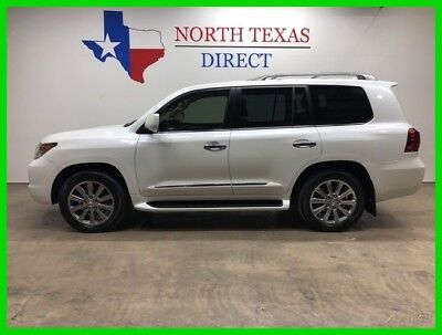 Lexus LX Premium Luxury Technology Rear Entertainment 3 Cam 2010 Premium Luxury Technology Rear Entertainment 3 Cam Used 5.7L V8 32V SUV