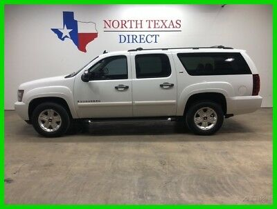 Chevrolet Suburban 2008 Z71 4WD GPS Navi Camera TV DVD Sunroof New Ti 2008 2008 Z71 4WD GPS Navi Camera TV DVD Sunroof New Ti Used 5.3L V8 16V SUV