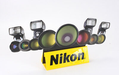 Nikon Dealer Display Sign, About 20 Inches Long/205005