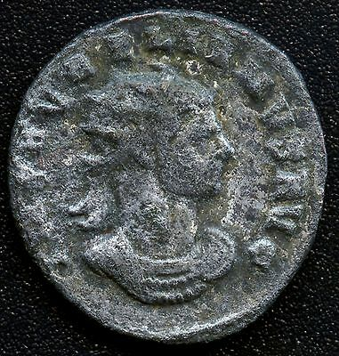"Ancient Roman Coin "" Aurelian "" 270 - 275 A.D. REF# S3160 21 mm Diameter"