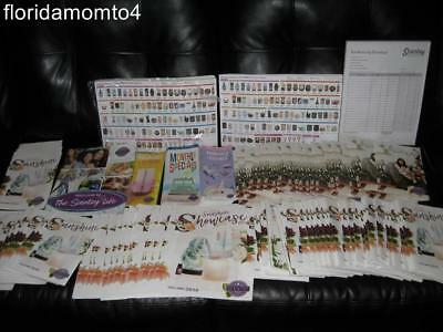 SCENTSY Huge Lot of Consultant Supplies for 2018 Spring/Summer Fall/Winter