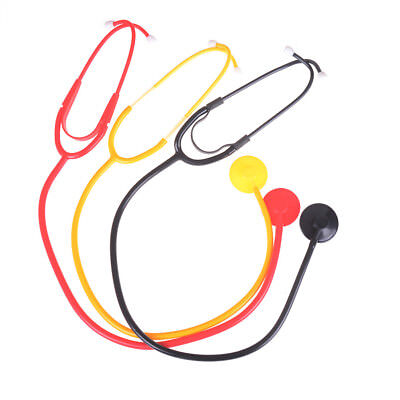 Simulation stethoscopes Kids doctor role play house Toy Science PopularizationS&