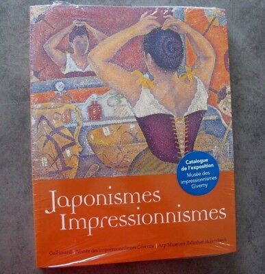 Catalogue  Musee Des Impressionnismes Giverny Japonismes Impressionnismes Neuf