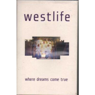 WESTLIFE When Dreams Come True VIDEO UK Bmg 2001 21 Track Vhs Pal Format Video