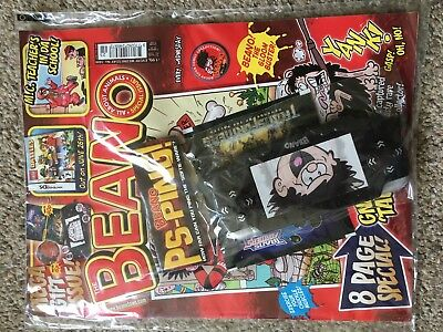 Beano Comic Magazine With Free Toy On Front Unused Original Ps Ping
