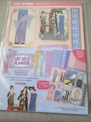 Art Deco Glamour Cardmaking Collection