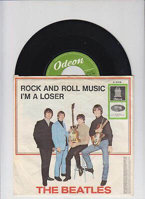 """""""  The Beatles """"  ---Rock and Roll Music---  -TOP -"""