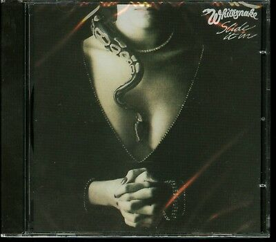 Whitesnake Slide It In (European Version) Holland CD new