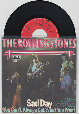 """""""  The Rolling Stones """"  ---Sad Day---  -TOP -"""