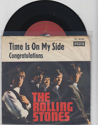 """""""  The Rolling Stones """"  ---Time is on my Side---  -TOP -"""