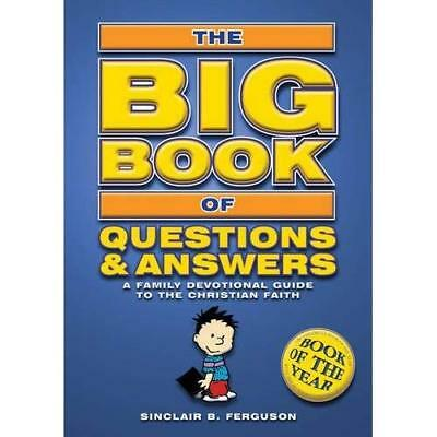 The Big Book of Questions and Answers - JP Oversized NEW Ferguson, Sincl 2005-09