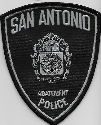 San Antonio Abatment POlice State Texas TX patch