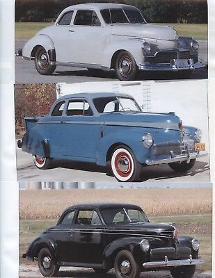 1941 1942 -1946 STUDEBAKER CHAMPION 14 PG COLOR Article