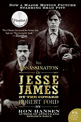 The Assassination of Jesse James by the Coward Robert Ford (P.S.), Hansen, Ron,